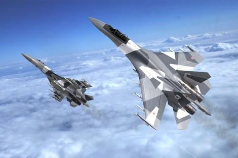 """روسيا تعرض على المغرب اقتناء مقاتلات """"سو35"""" S_35_650601248"""