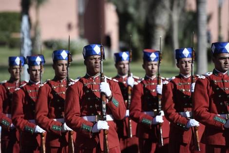 الحرس الملكي المغربي ......Garde royale marocaine GuardsRoyal_492059399