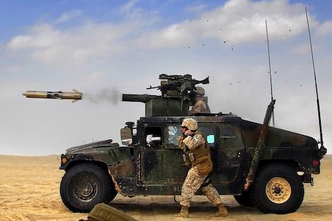 صفقه صواريخ TOW لصالح المغرب ولبنان والاردن  TOW_Missile_124805361