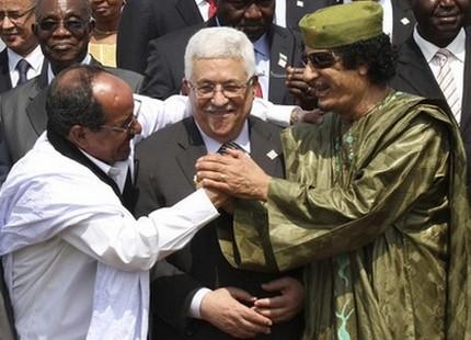 """جبهة """"البوليساريو"""" الأكثر تضرراً من سقوط نظام القذافي Kadhafipolisarionew014"""