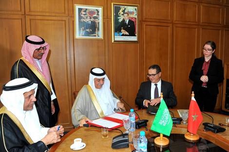 المغرب ينتظر2.1 مليار دولار من الخليج Assafbousaid_452063071