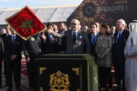 """شبكة الأخبار الأمريكية: المغرب في طريقه ليصبح """"قوة عظمى في قطاع الطاقة الشمسية"""" M6noor_914671902"""