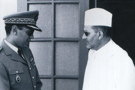أزولاي: رفض محمد الخامس للقوانين العنصرية لفيشي حافل بالعبر MohamedV_524453257