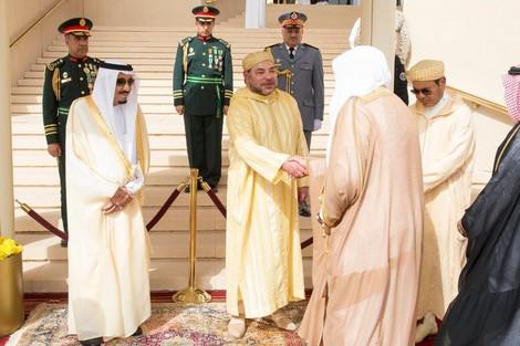 المملكة العربية السعودية تدعم المملكة المغربية الشريفة في تصنيع أسلحة محليّة وسط تحفّظ إسباني Saudimorocco_245551532