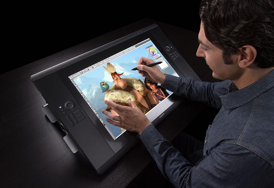 Comprar una Tableta grafica... ¿Pero cual? Wacom-Cintiq-24HD-Touch-latiendadelcad