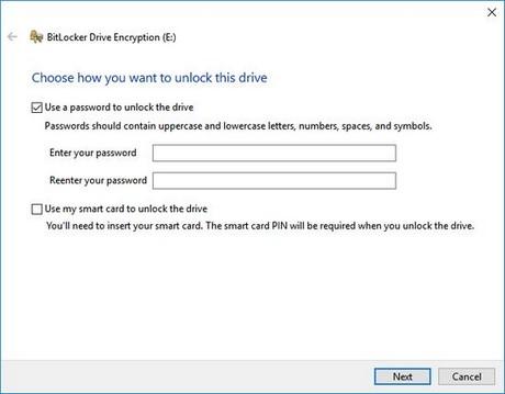 Thủ thuật máy tính: Hướng dẫn mã hóa, bảo vệ dữ liệu ổ cứng trên Windows 10 Ma-hoa-o-cung-win-10-2