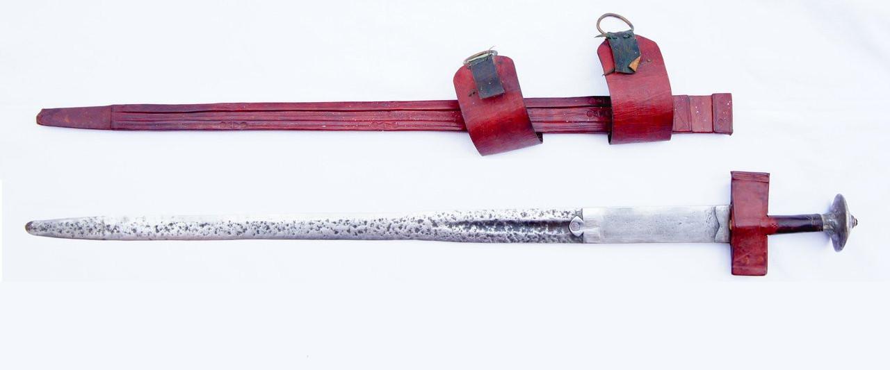 Collection épée Sahel / Maghreb 2cd92df8b73fa80eddd04d60712de51a