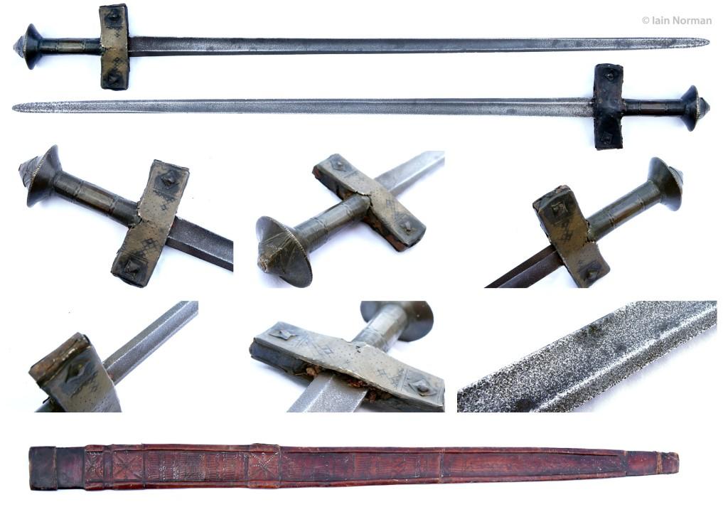 Collection épée Sahel / Maghreb - Page 2 Composition-sabre-bade