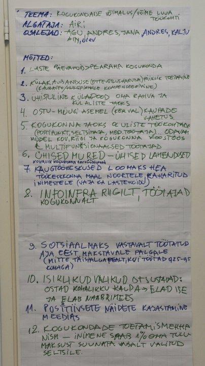 Rohelised rääkisid Obinitsas töökohtade loomisest Rohelised_marts_2010