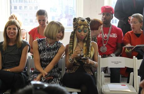 Nicki Minaj » Noticias - Página 32 Nicki-Minaj-and-Anna-Wintour2