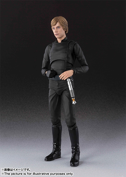 STAR WARS S.H.Figuarts - LUKE SKYWALKER - Return Of The Jedi Item_0000010990_CYnUAOpe_01