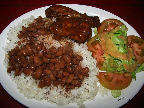 Dominikanska republika Comida-dominicana