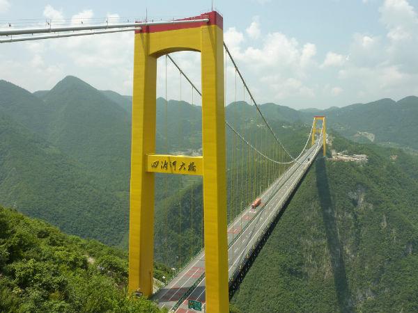 உலகின் விந்தையான சாலைகள், பாலங்கள்!   18-1366266032-sidu-river-bridge