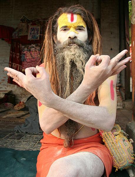 Eric Dubay Flat Earth Anarchast   Yogi-mudra