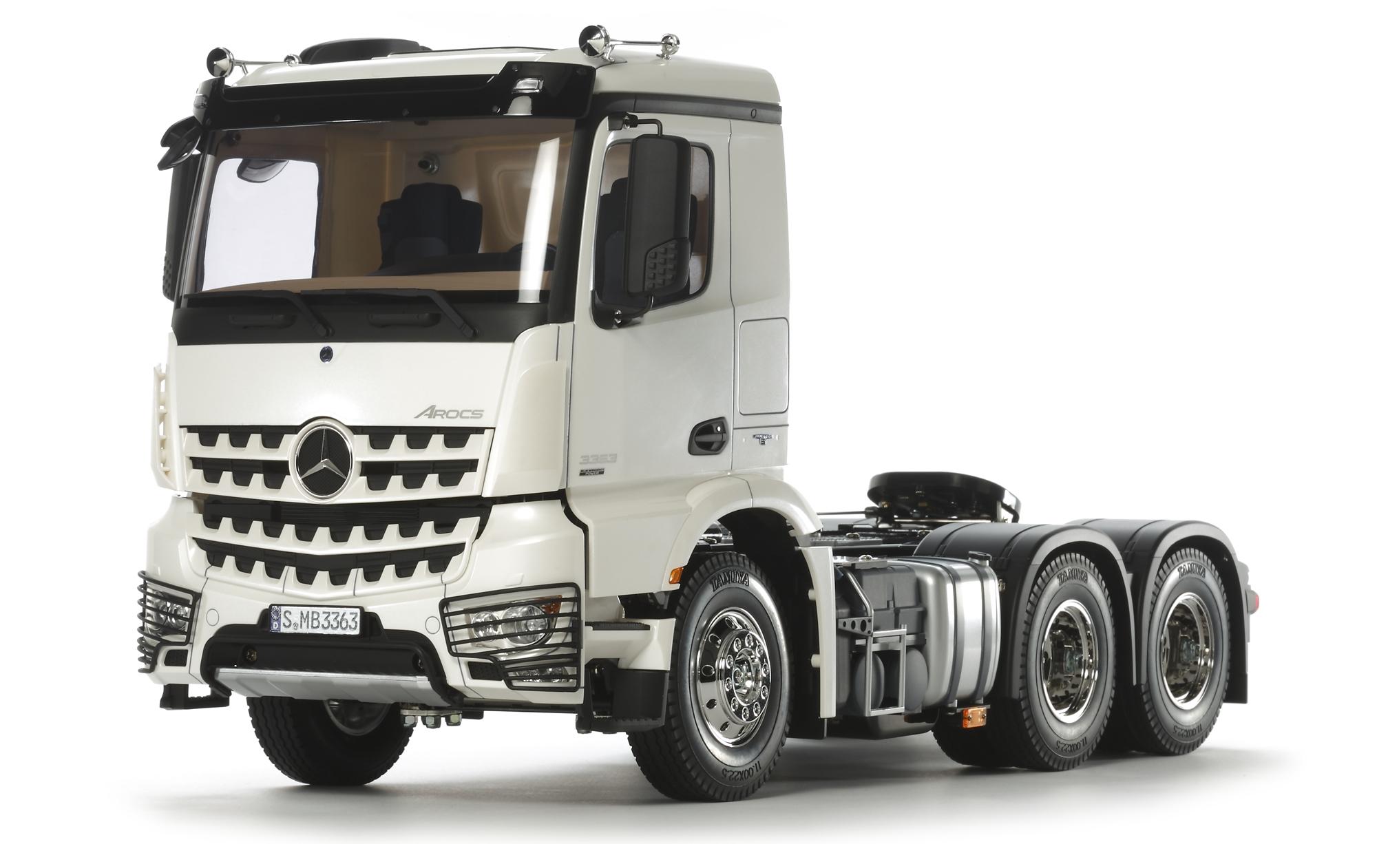 Nuevo camion Tamiya Mercedes Arocs 3363 Tamiya-56352