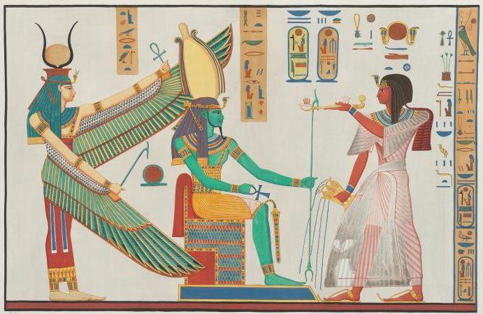 Egipatska umetnost - Page 2 1424302_orig