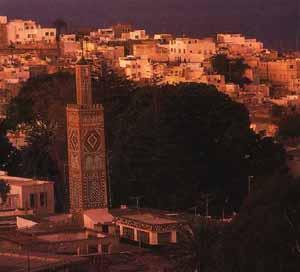 TÁNGER ARABE MosqueeSidiBouabid3