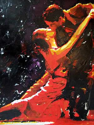 Argentinski Tango David-wendel-molten