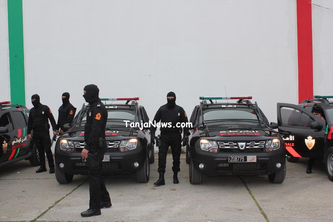 Moroccan Special Forces/Forces spéciales marocaines  :Videos et Photos : BCIJ, Gendarmerie Royale ,  - Page 12 11654-6
