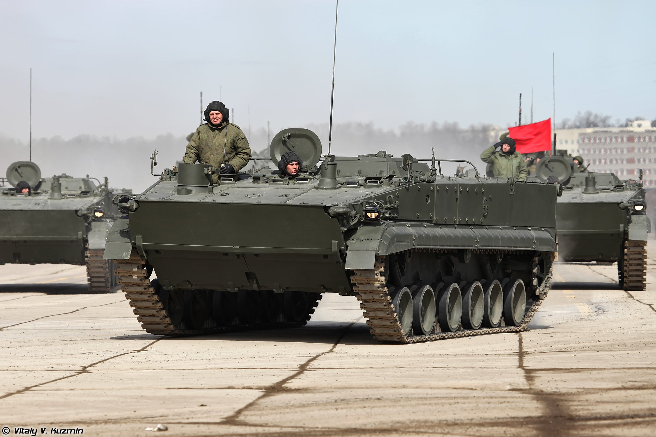 Russian Army ATGM Thread - Page 13 9P157-2-front-left-of-9P157