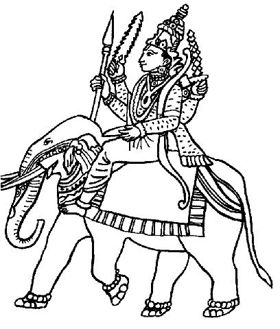 Le tantrisme Indra