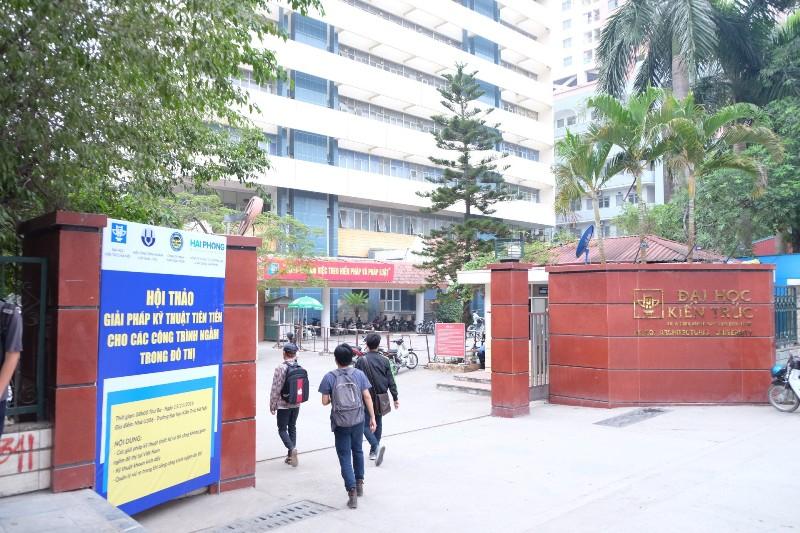 Điểm danh những trường đào tạo ngành Kiến trúc có uy tín ở Việt Nam 1479197388322_154551