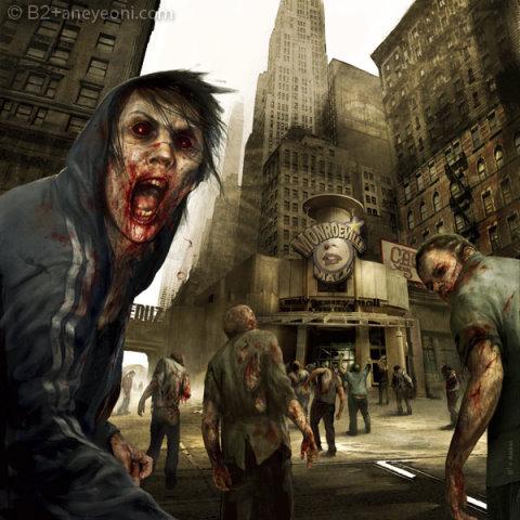 La Saga Umbrella - Portal Zombies