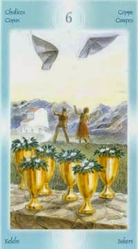 Таро Ангелов-Хранителей. - Страница 2 1067295
