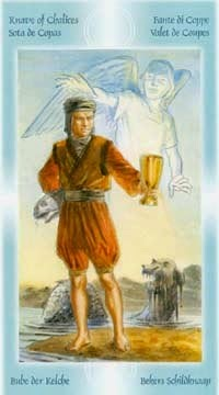 Таро Ангелов-Хранителей. - Страница 2 510913912