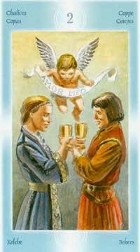 Таро Ангелов-Хранителей. 515295451