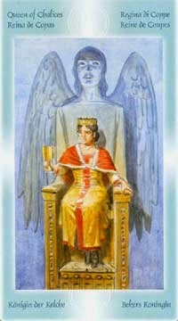 Таро Ангелов-Хранителей. - Страница 2 597525244