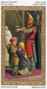 Таро Друидов. Младшие Арканы-Кубки 147724770