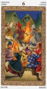 Таро Друидов. Младшие Арканы-Кубки 92528204
