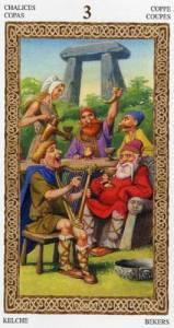 Таро Друидов. Младшие Арканы-Кубки 978460294