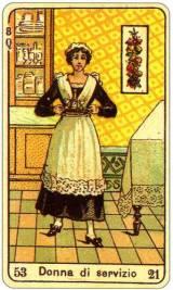 Цыганский оракул (Sibilla della Zingara)  - Страница 3 112610173