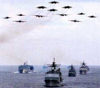How do you stop high sea's pirate attacks  Navy-planes-ships