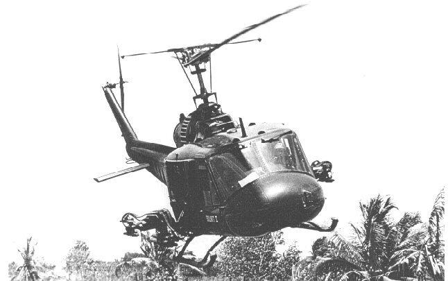 hélicoptères  UH1