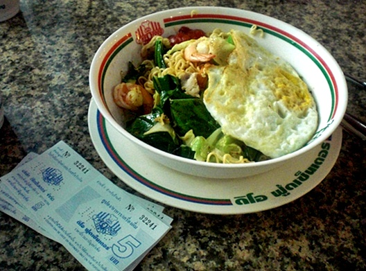 Bangkok, Thái Lan Seafood-noodles-bangkok1
