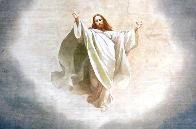 Заговоры на Вознесение для хорошего урожая  Jesus