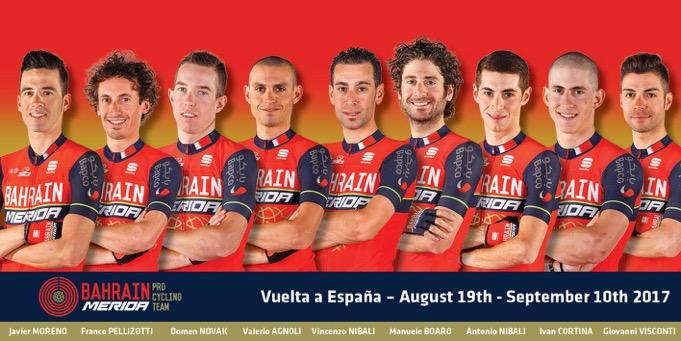 Vuelta a España 2017 - Previo Vuelta