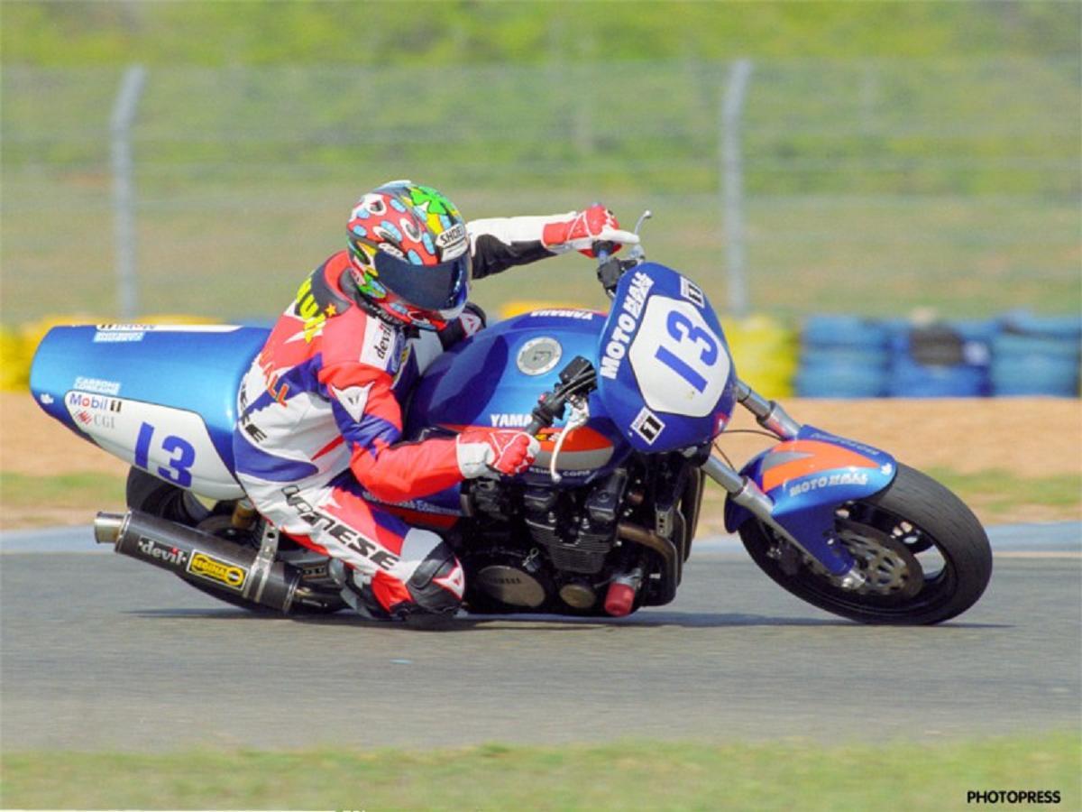 Yamaha XJR  Image005