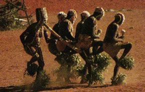 TOTEMISME,chez les Aborigènes australiens Art8