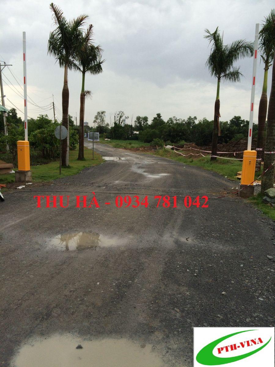 dịch vụ sửa chữa barrier cổng HY4
