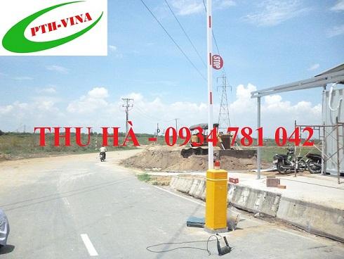cung cấp barrier giá rẻ cổng công ty tại bình dương P3