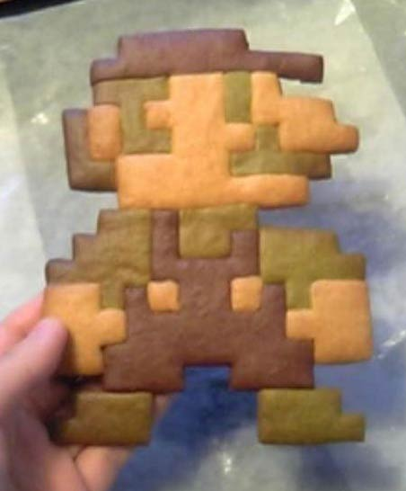 The Anime Thread - Page 2 Super_mario_cookie