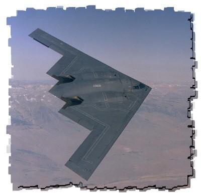 Les différents types d'avions dans le monde B-2-Spirit