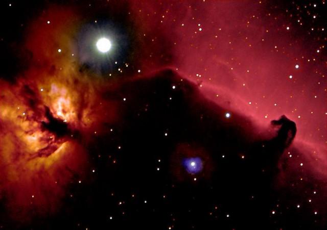 Les étoiles massives peuvent-elles régénérer leur magnétisme ? Zeta-Ori