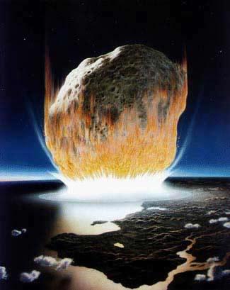 Vidéo: Astéroïdes, la plus grande menace Asteroide-4