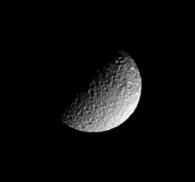 Cassini - Mission primaire (2004-2008) - Page 3 Mimas-16062008