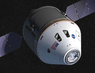 Préparation de la mission Phoenix Orion-CEV